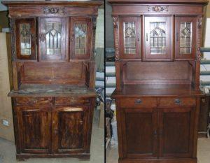 Реставрация мебели на дому в Красногорске недорого