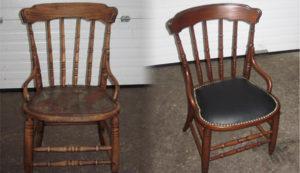 Перетяжка стульев на дому недорого в Красногорске