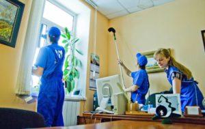 Уборка помещений в Красногорске