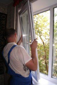 Замена створок пластиковых окон в Красногорске