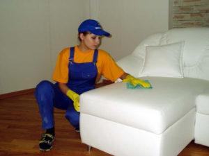 Чистка мебели на дому в Красногорске