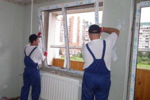 Установка пластиковых окон в Красногорске